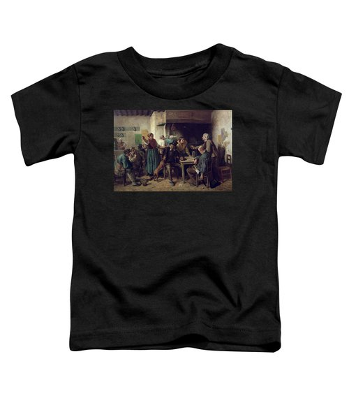 Wine Shop Monday, 1858 Toddler T-Shirt