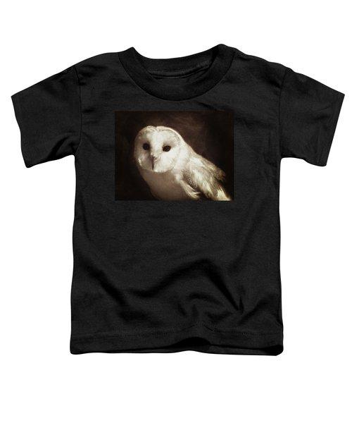 Wisdom Of An Owl Toddler T-Shirt