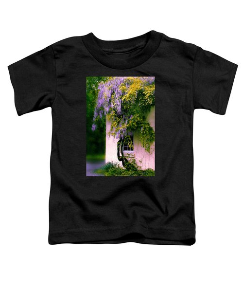 Wisteria Tree Toddler T-Shirt