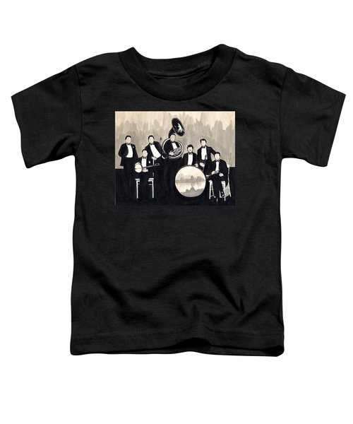 Wolverines B And W Toddler T-Shirt