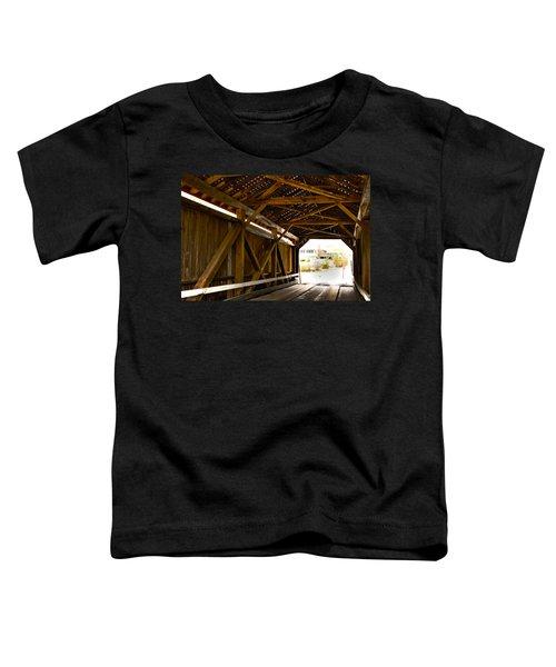 Wood Fame Bridge Toddler T-Shirt