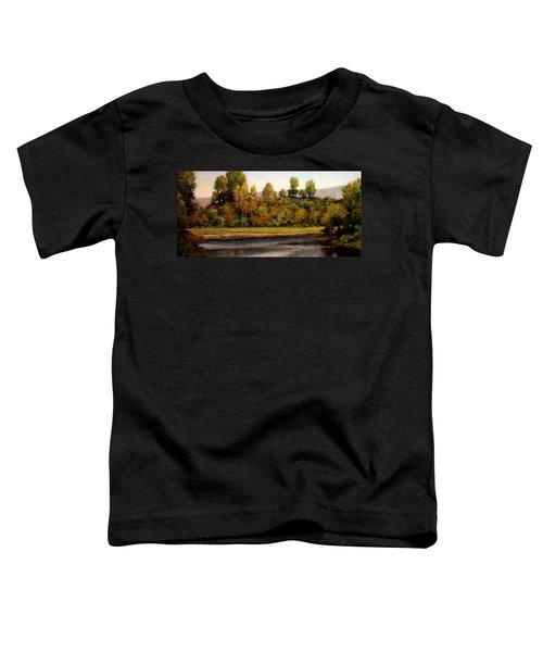 Woodland Bottoms #15 Toddler T-Shirt