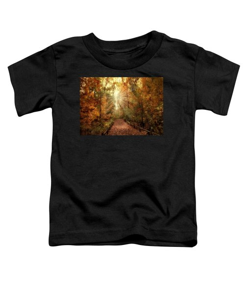 Woodland Light Toddler T-Shirt