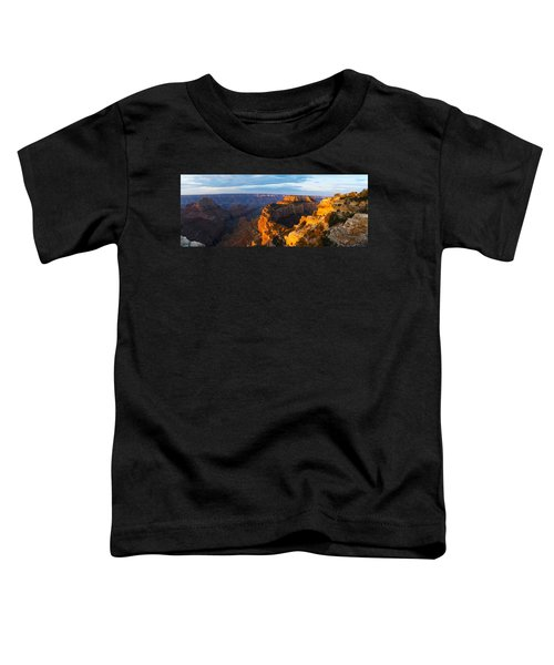 Wotans Throne From Cape Royal, North Toddler T-Shirt