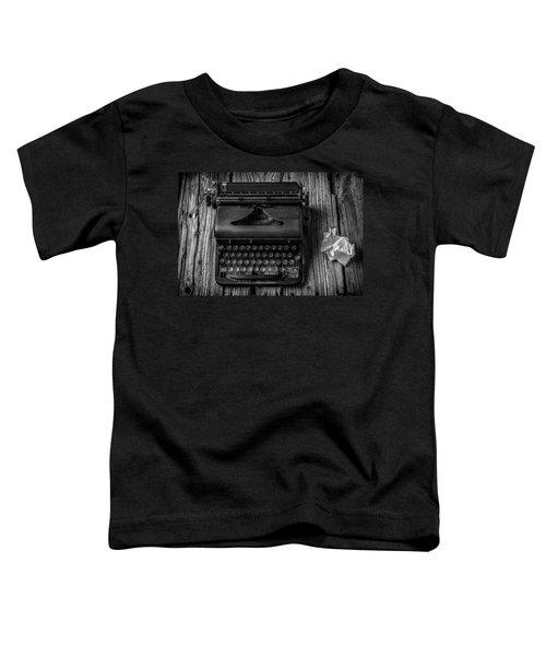 Write Me Toddler T-Shirt