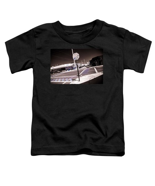 Wynwood Crossing Toddler T-Shirt
