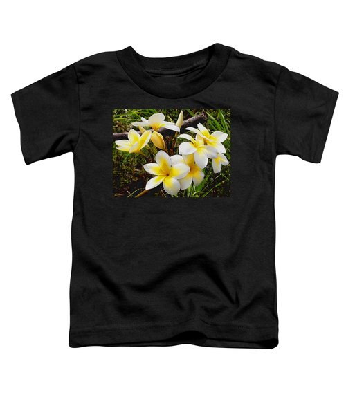 Yellow Flowers 1 Toddler T-Shirt