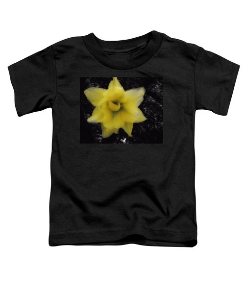 Yellow Parrot Tulip Toddler T-Shirt