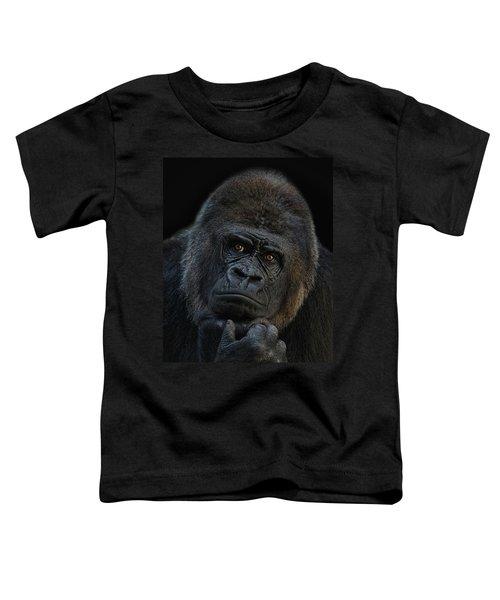 You Ain T Seen Nothing Yet Toddler T-Shirt by Joachim G Pinkawa