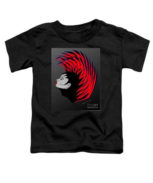 Zee Fire Toddler T-Shirt