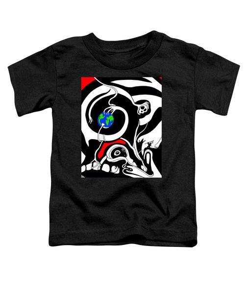 Zero Gravity Toddler T-Shirt