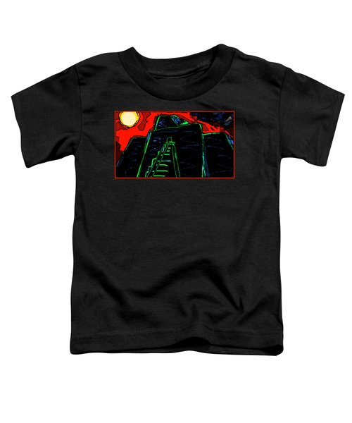 Ziggurat Nites Toddler T-Shirt