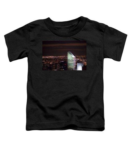 Night View Toddler T-Shirt