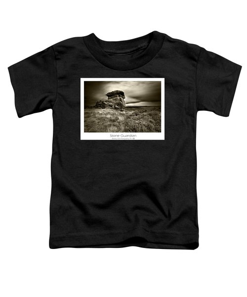 Stone Guardian Toddler T-Shirt