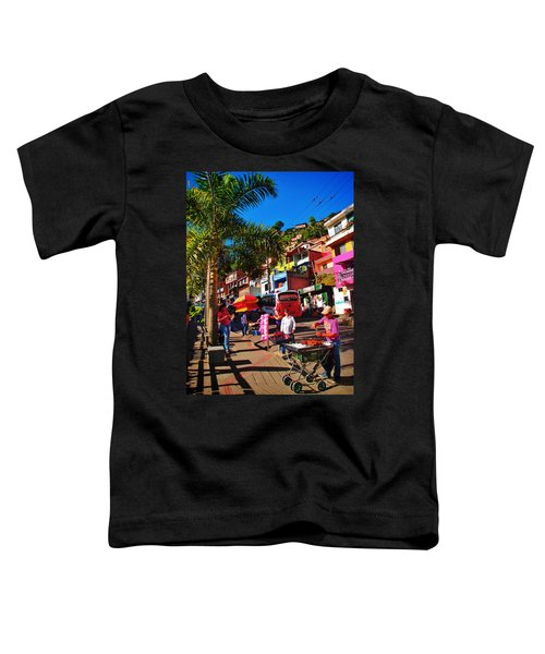 Candy Man Toddler T-Shirt