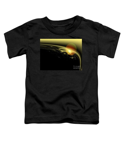 A Star Was Born, From Serie Mystica Toddler T-Shirt