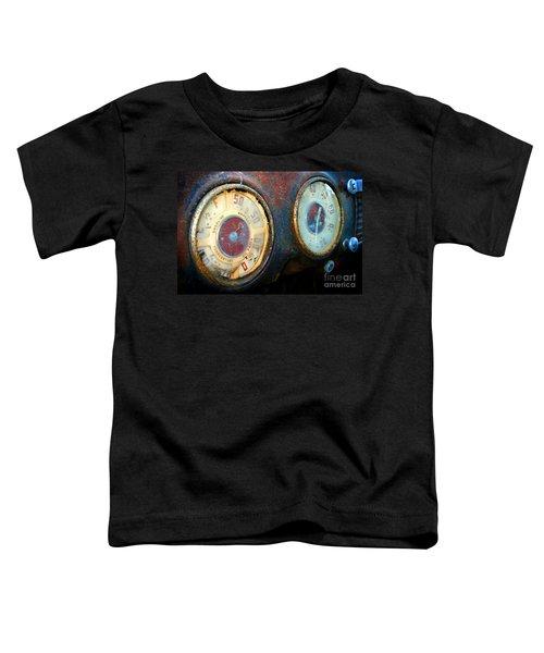 Old Speed Toddler T-Shirt
