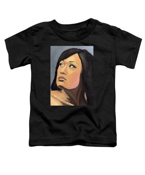 Portrait Toddler T-Shirt