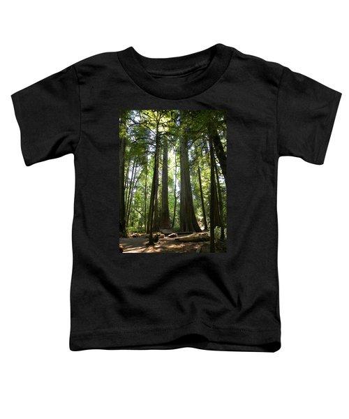 A Green World Toddler T-Shirt
