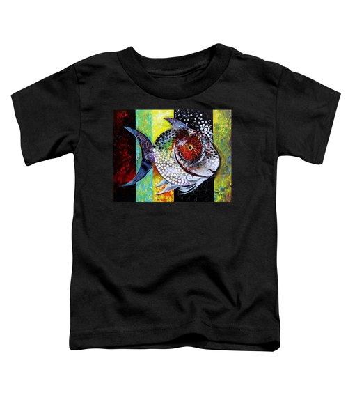 Acidfish 70 Toddler T-Shirt