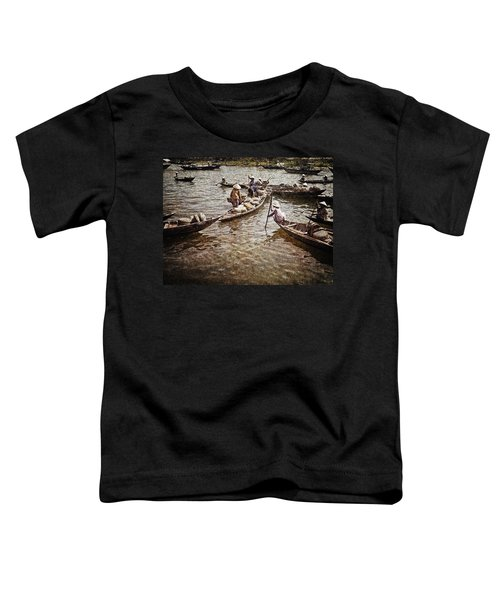 Afternoon On The River Toddler T-Shirt