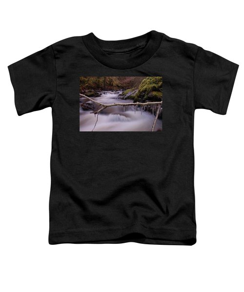 An Icy Flow Toddler T-Shirt