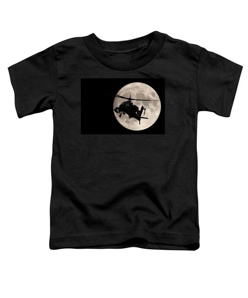 Apache In The Moonlight Toddler T-Shirt