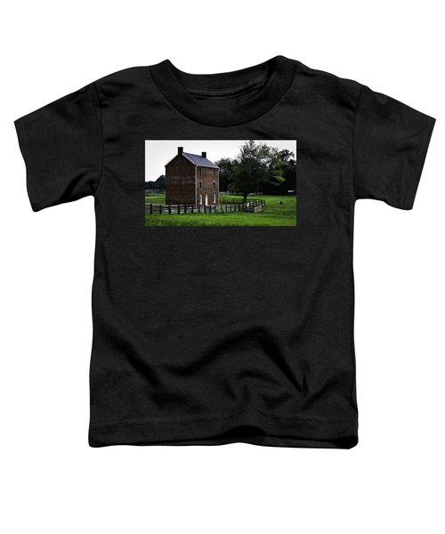 Appomattox County Jail Toddler T-Shirt