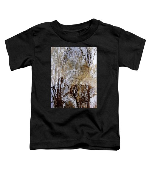 Asphalt - Portrait Of A Boy Toddler T-Shirt
