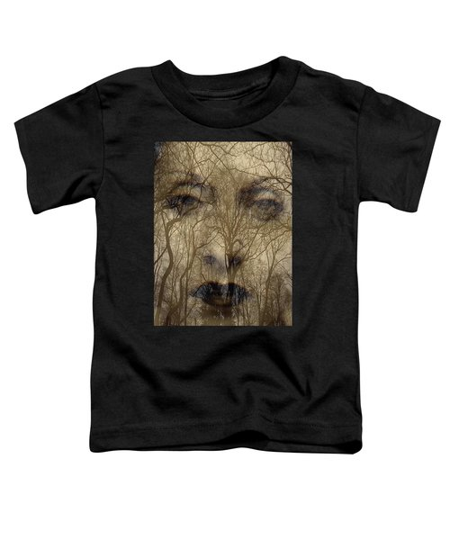 Asphalt - Portrait Of A Lady 2 Toddler T-Shirt