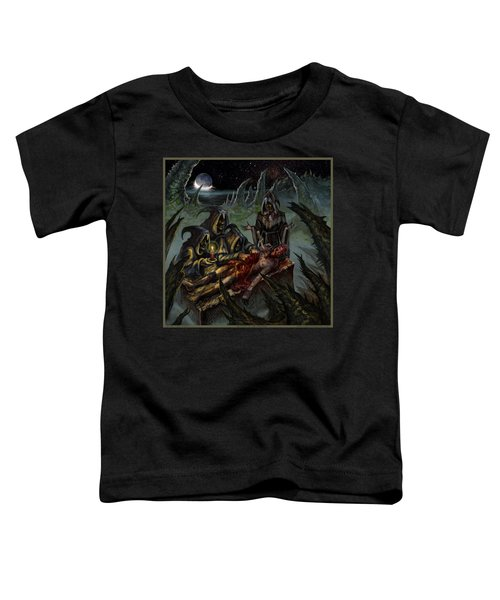 Autopsy Of The Damned  Toddler T-Shirt