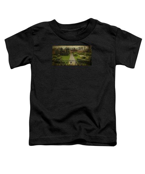 Avebury Manor Topiary Toddler T-Shirt