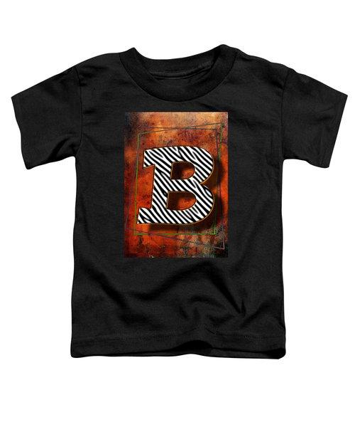 B Toddler T-Shirt