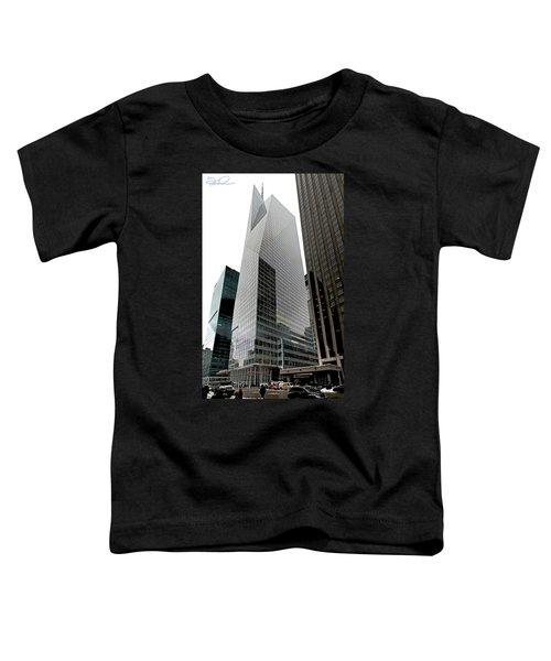 Bank Of America Toddler T-Shirt