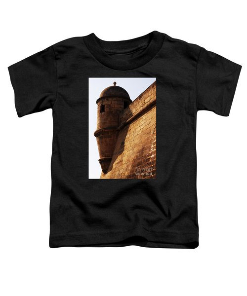Battlement Toddler T-Shirt