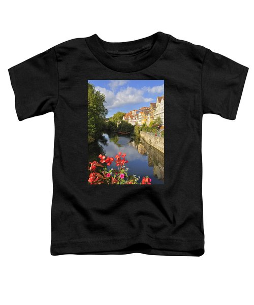Beautiful Tuebingen In Germany Toddler T-Shirt