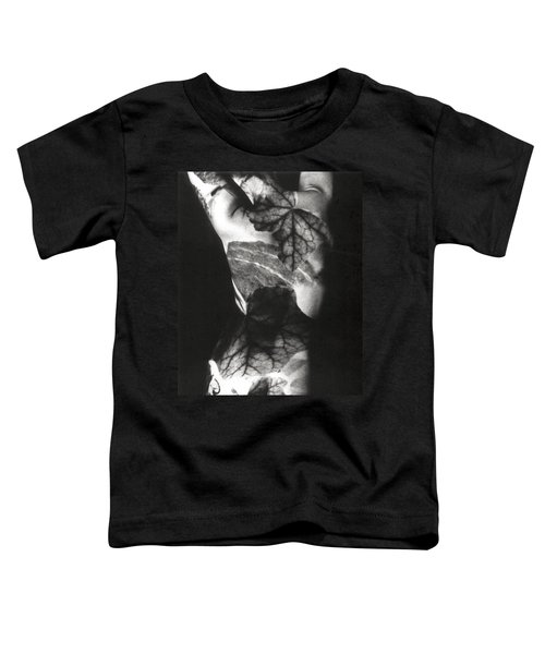Body Projection Woman - Duplex Toddler T-Shirt