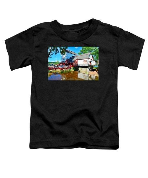 Bucks County Playhouse Toddler T-Shirt