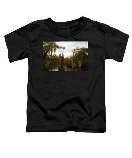 Central Park Autumn Toddler T-Shirt