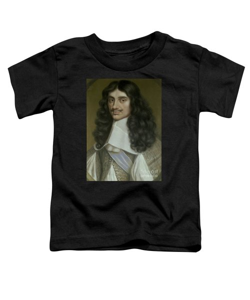 Charles II Toddler T-Shirt