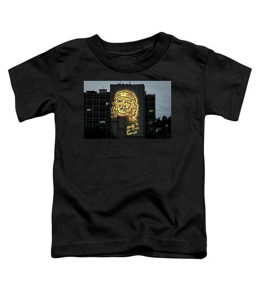 Che Guevera II Toddler T-Shirt