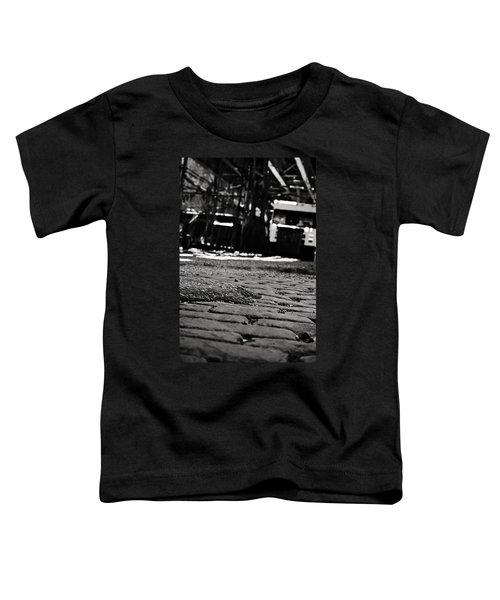 Chicago Cobblestone Toddler T-Shirt