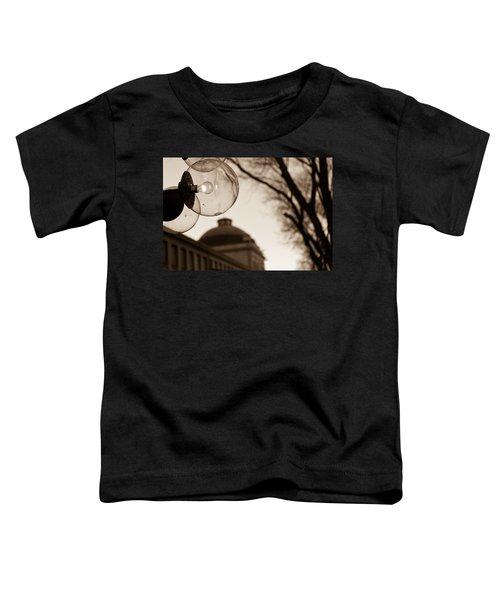 City Globes Toddler T-Shirt