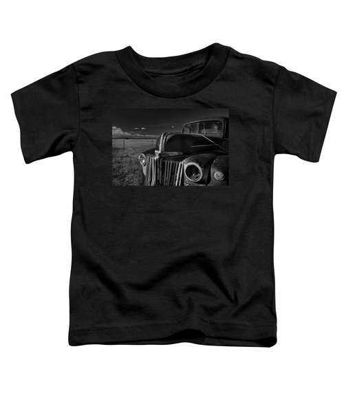 Classic Rust Toddler T-Shirt