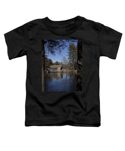 Cool Winter Morning Toddler T-Shirt