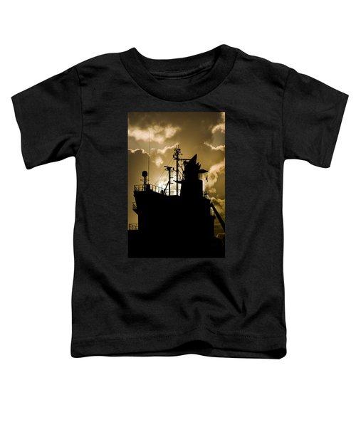Dark Superstructure Toddler T-Shirt