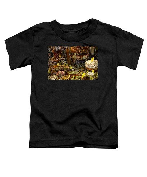 Deli In Palma De Mallorca Spain Toddler T-Shirt