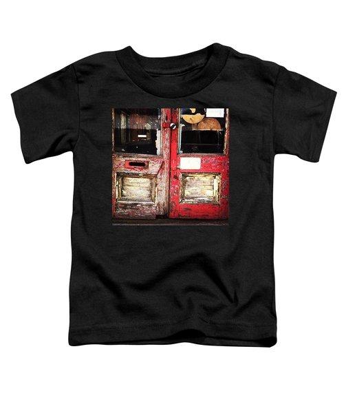 Door Toddler T-Shirt