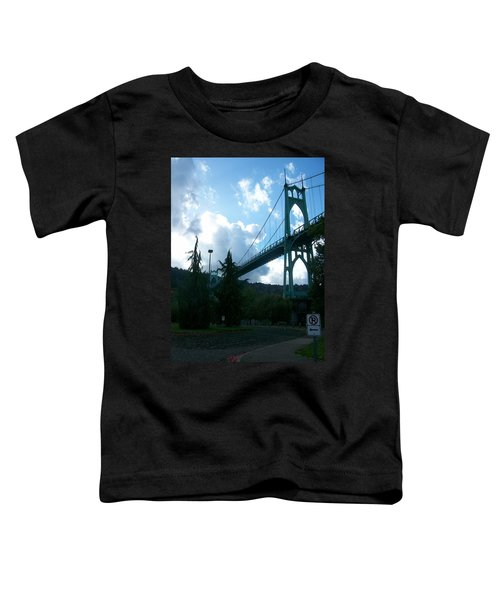 Dramatic St. Johns Toddler T-Shirt