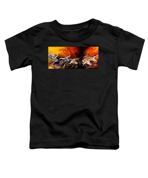 Dust Storm Toddler T-Shirt